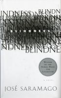 Cover art for Blindness