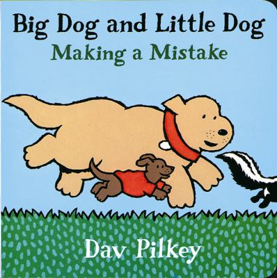 Details about Big Dog and Little Dog Making a Mistake