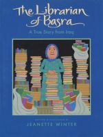 Cover art for The Librarian of Basra