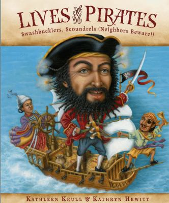 Cover image for Lives of the pirates