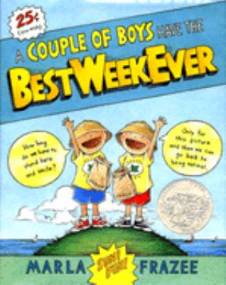 Details about A Couple Of Boys Have the Best Week Ever