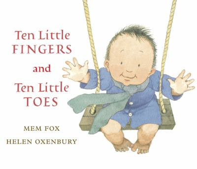 Cover image for Ten little fingers and ten little toes