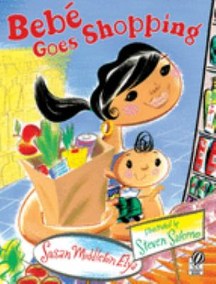 Cover image for Bebé goes shopping