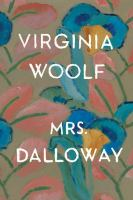 Mrs. Dalloway by Virginia Woolf (book cover)