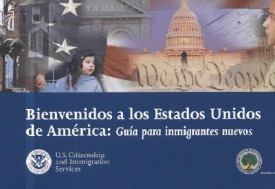 Book: Bienvenidos a los Estados Unidos de America