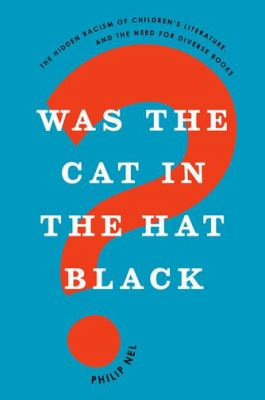 Book Cover - Title in white lettering over large red question mark against blue background.