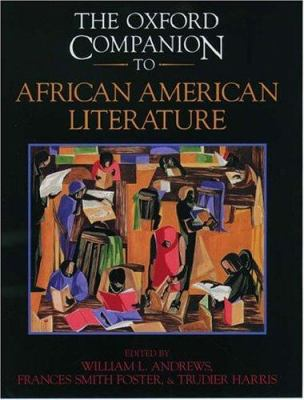 Cover art for The Oxford Companion to African American Literature