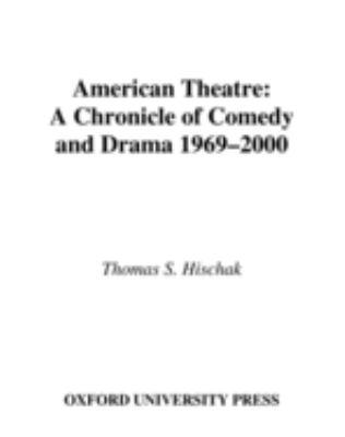 Book cover of American Theatre