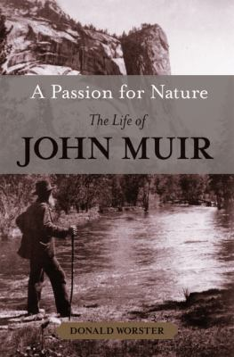 Cover image for A passion for nature