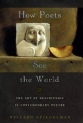 Cover Art for How Poets See the World