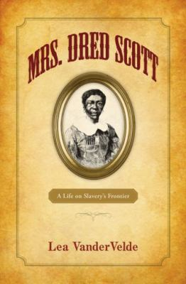 Cover image for Mrs. Dred Scott