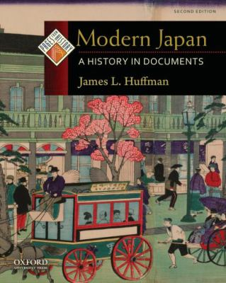 Modern Japan - Book Cover