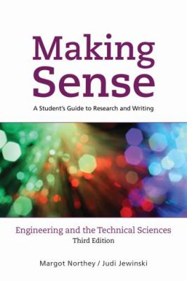 Making Sense in Engineering and the Technical Sciences cover