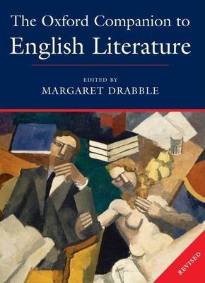 The Oxford Companion to English Literature book cover