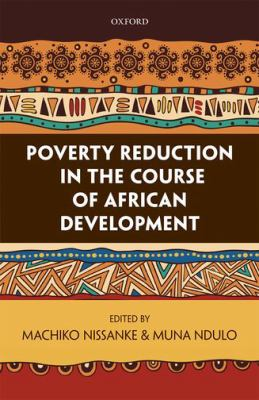 cover of Poverty Reduction in the Course of African Development