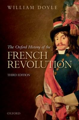 book cover for the Oxford history of the French Revolution