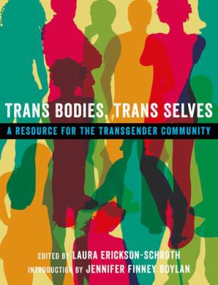 cover of Trans Bodies, Trans Selves