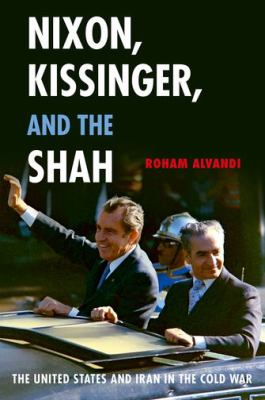 Nixon, Kissinger, and the Shah cover