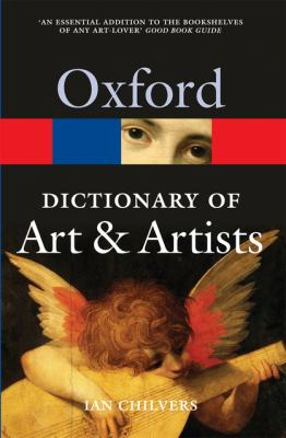 Oxford Dictionary of Art and Artists cover