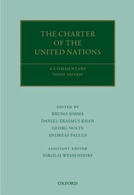 Image of the cover of the Charter Commentary