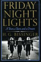 Cover art for Friday Night Lights