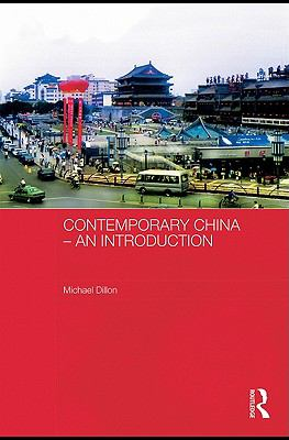 Book Cover - Title in white lettering against a red background below a photograph of a Chinese city.