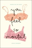 Cover art for You Feel So Mortal