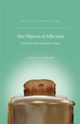 Cover image for The objects of affection