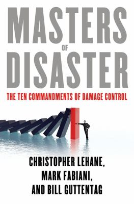 Cover image for Masters of disaster