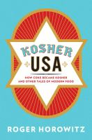 Cover art for Kosher USA
