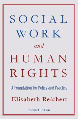 Social Work and Human Rights cover
