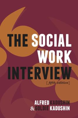 The Social Work Interview cover