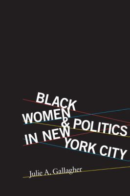 Cover image for Black women and politics in New York City
