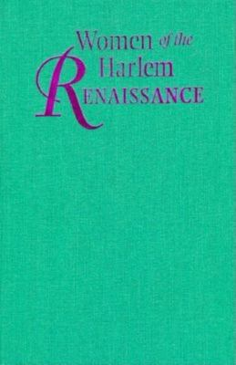 Cover art for Women of the Harlem Renaissance