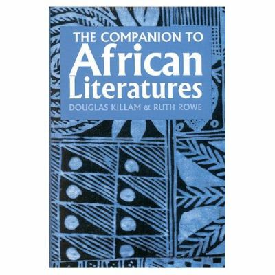 Cover art for The Companion to African Literatures