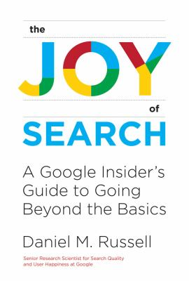 Cover Art - The Joy of Search