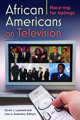 book cover of African Americans on Television