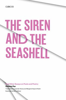Cover Art for The Siren and the Seashell