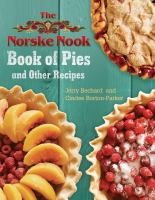 "Cover art for ""The Norske Nook Book of Pies and Other Recipes"""
