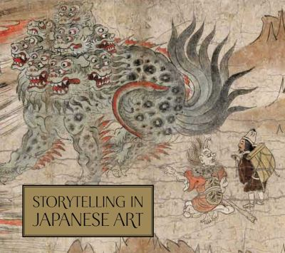 Storytelling in Japanese Art book cover