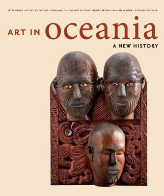 Art in Oceania book cover