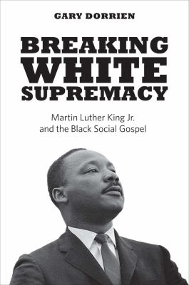 cover of Breaking White Supremacy