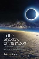 Cover art for In the Shadow of the Moon