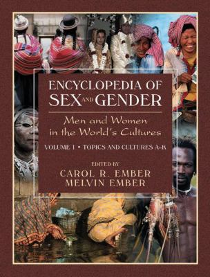 Book jacket for Encyclopedia of Sex and Gender