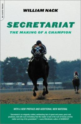 cover of Secretariat: The Making of a Champion