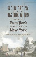 Cover art for City on a Grid