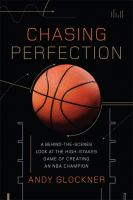 Cover art for Chasing Perfection