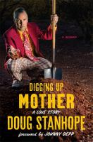 Cover art for Digging Up Mother