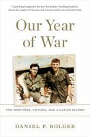 Cover art for Our Year of War