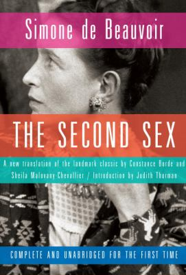 The Second Sex book jacket